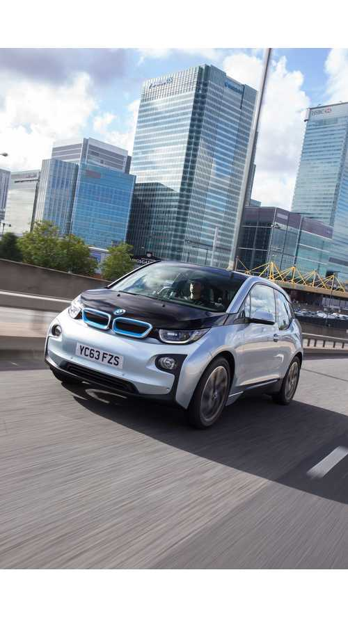 BMW i Lineup To Remain The Same For 2016 - i3 & i8 Only