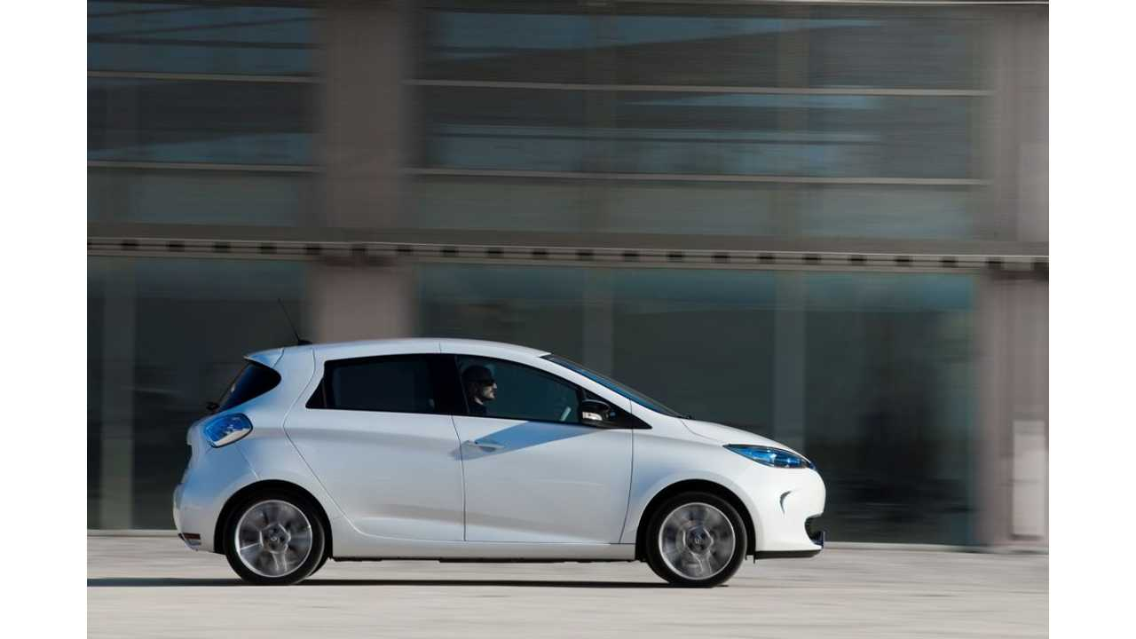 Renault: Electric Car Range To Possibly Double By 2020