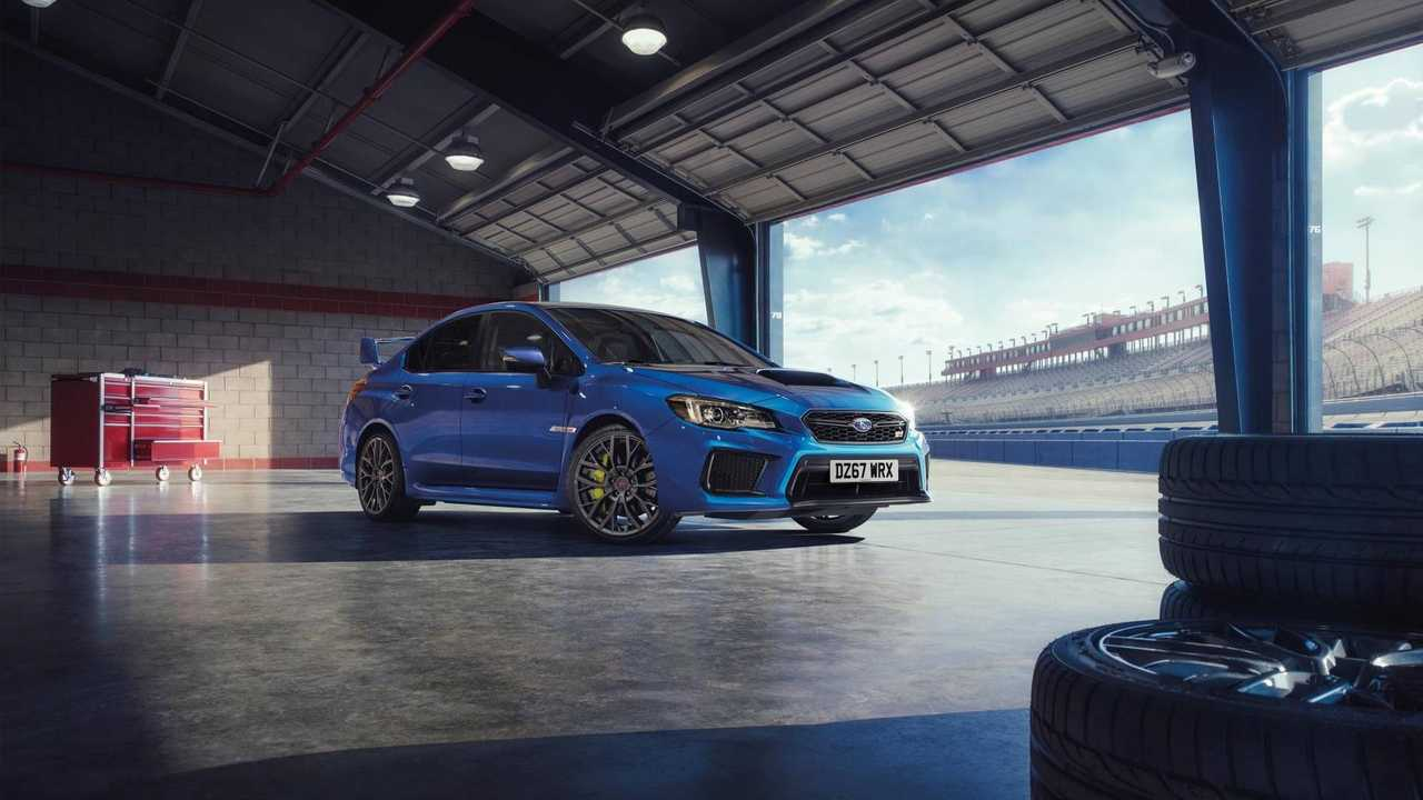 Next-Gen Subaru WRX STI Likely To Be Plug-In Hybrid