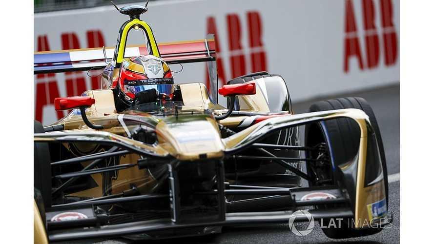 Vergne Captures Third Formula E Win This Season With Crazy Finish