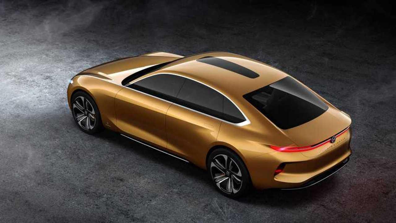 Pininfarina Debuts H500 Electric Sedan In China