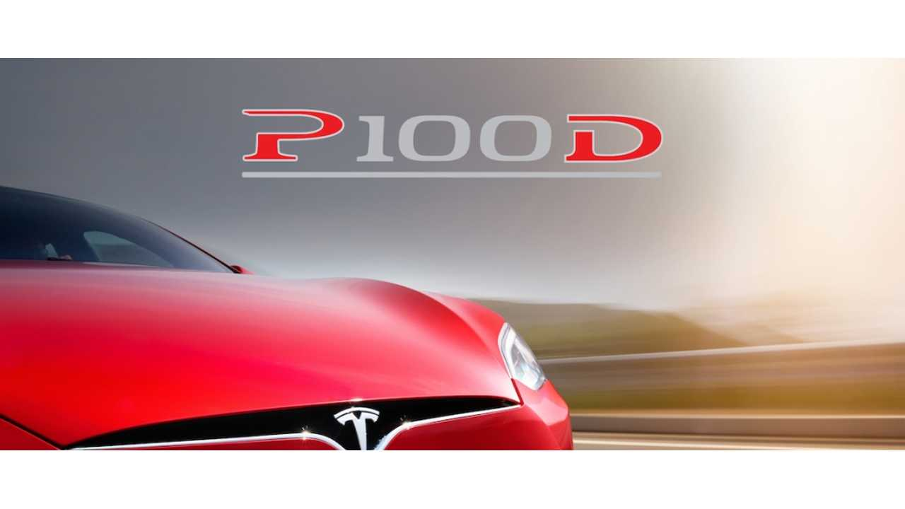 With New Easter Egg, Tesla Model X P100DL Now As Quick As McLaren P1
