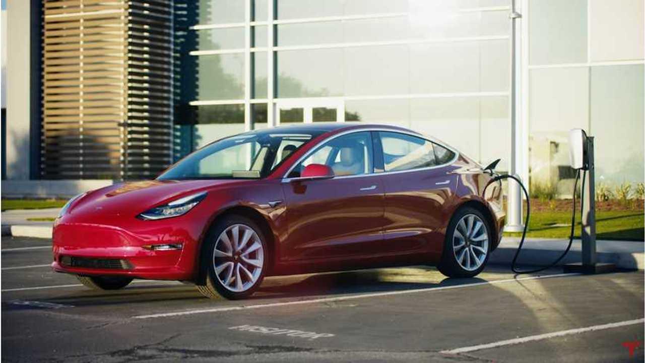 Tesla Model 3 Was 5th Best-Selling Sedan In U.S. Last Month