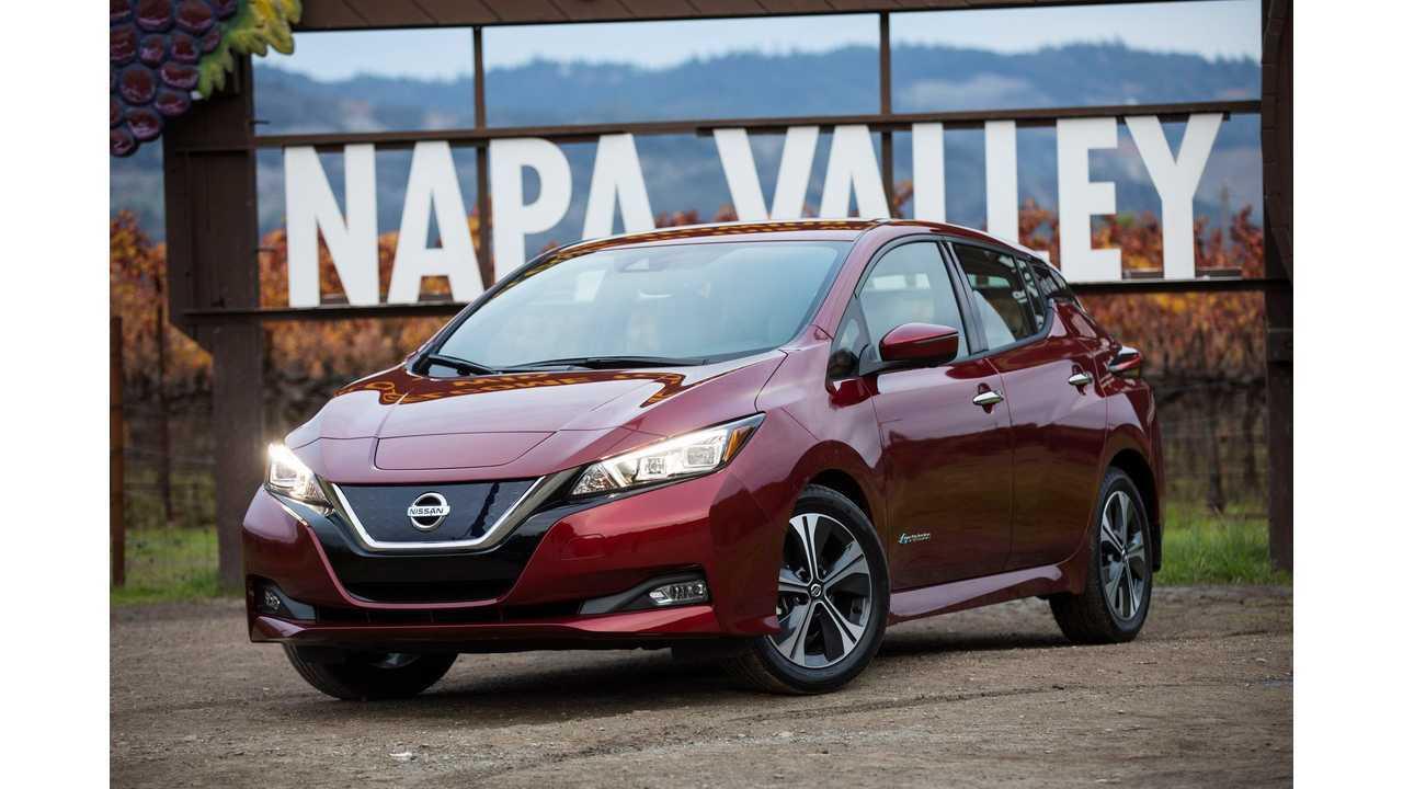 Roadshow Reviews New 2018 Nissan LEAF - Videos