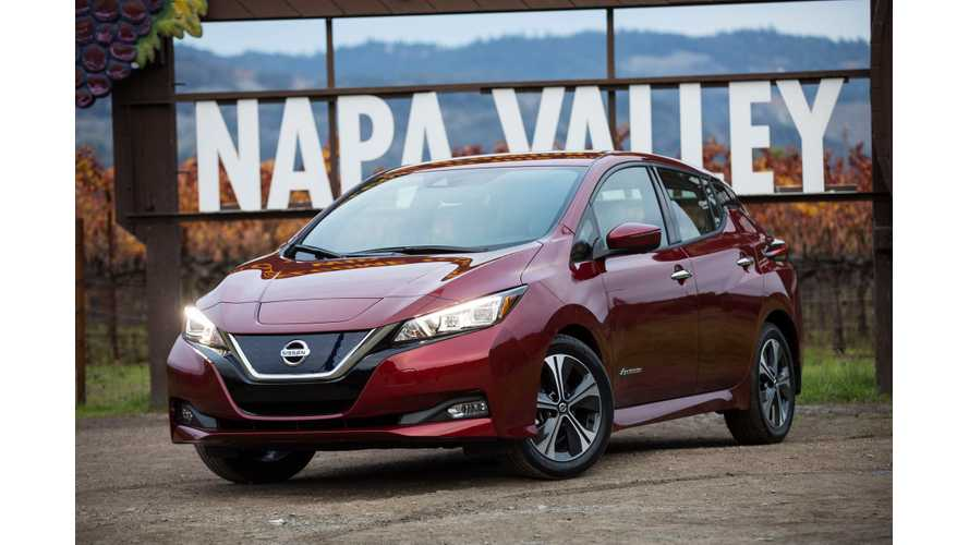 Roadshow Reviews New 2018 Nissan LEAF - Videos