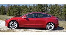 Check Out Tesla Model 3 First Drive By MotorWeek