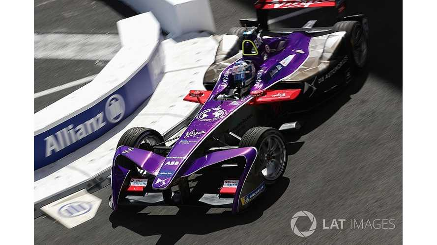 Bird Victorious At Rome Formula E, Edges Out di Grassi