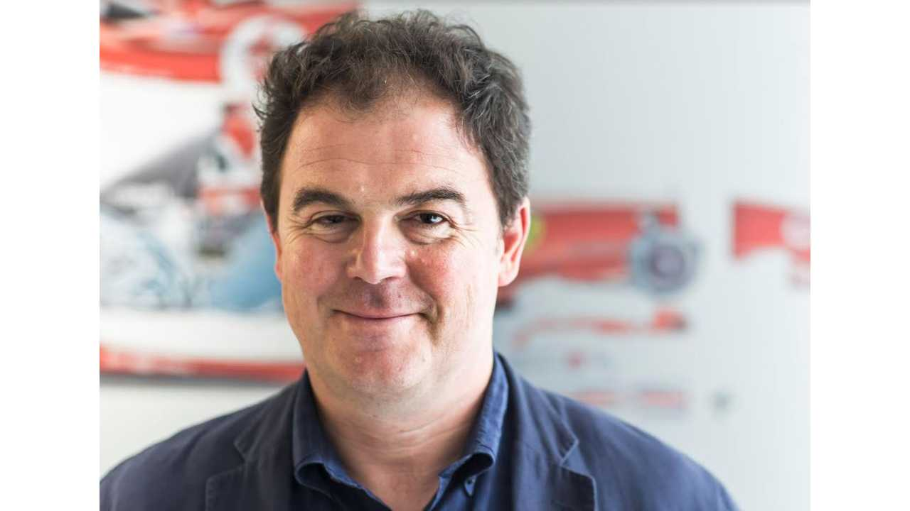 James Allen Appointed Motorsport Network's EMEA President