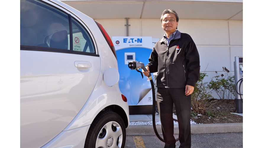 Eaton Leaves The Commercial EV Charging Station Game