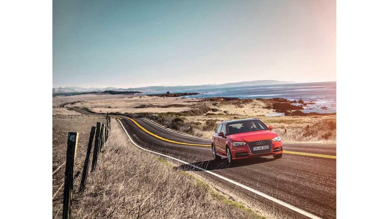 CNET Reviews Audi A3 e-tron - Video