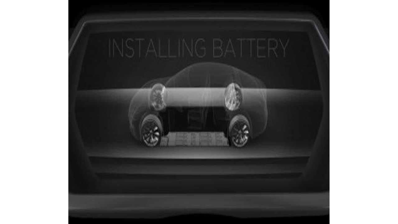 Elon Musk Comments On Failed Tesla Battery Swap