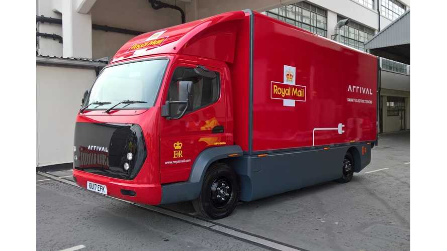 Royal Mail Readies Electric Vans For Deliveries: Hundreds On Road Soon