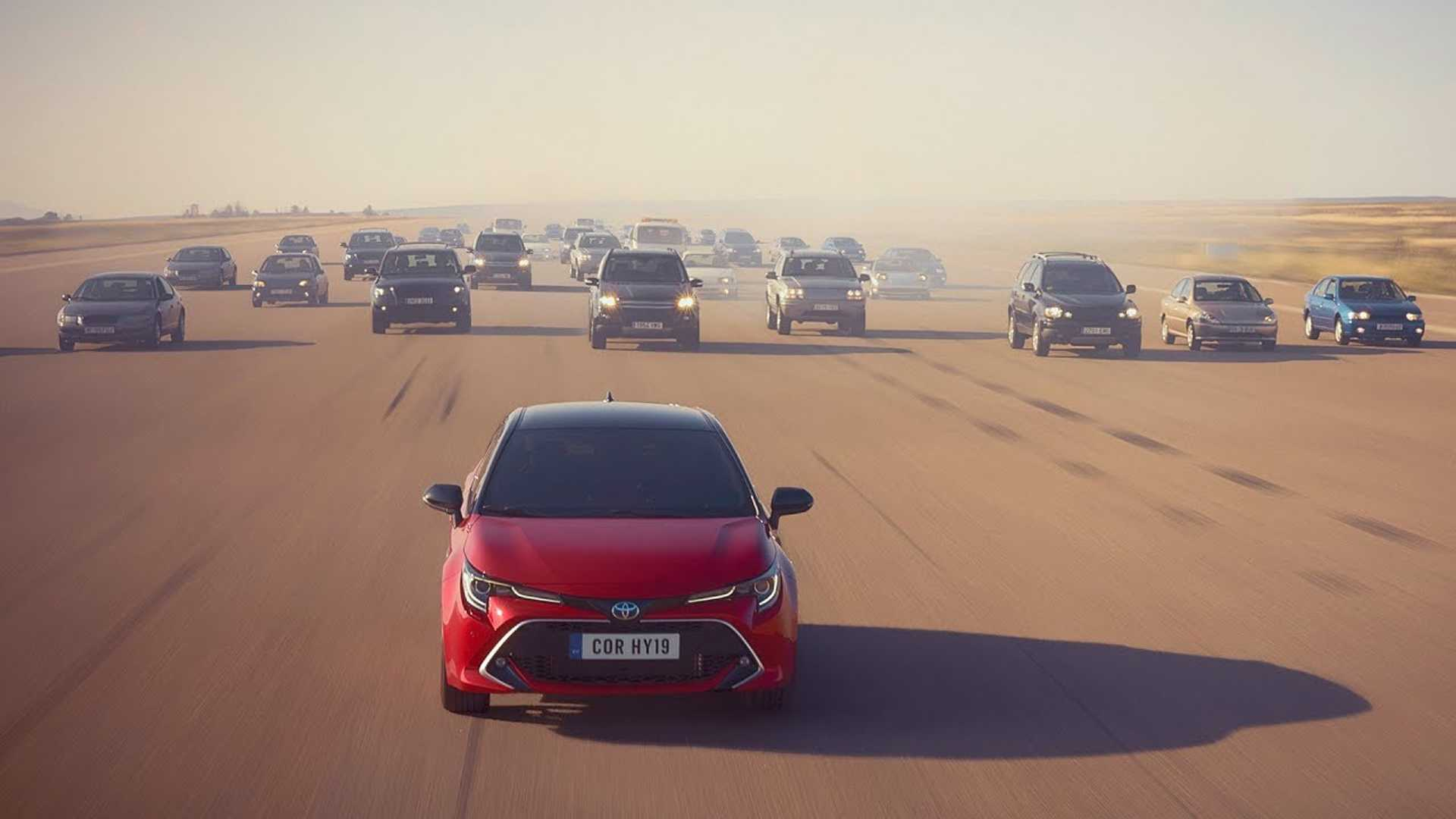 New Toyota Ad Again Attacks Plug-In Electric Cars: Video