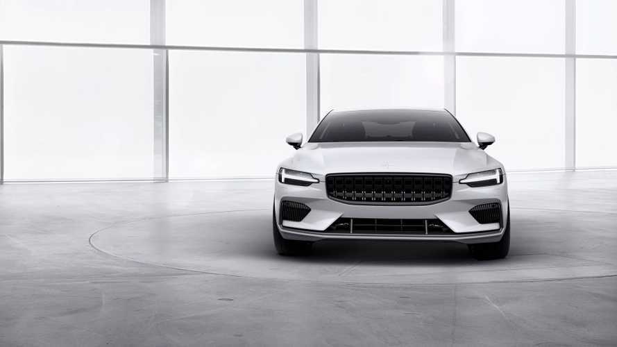 Polestar 1 PHEV To Tackle Hill Climb At Goodwood