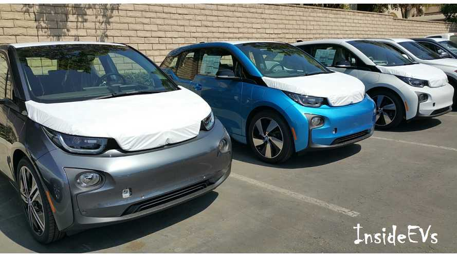 2017 BMW i3 Rex (94 Ah) Arrives In US, Rated At 97 Miles AER, 180 Total Miles