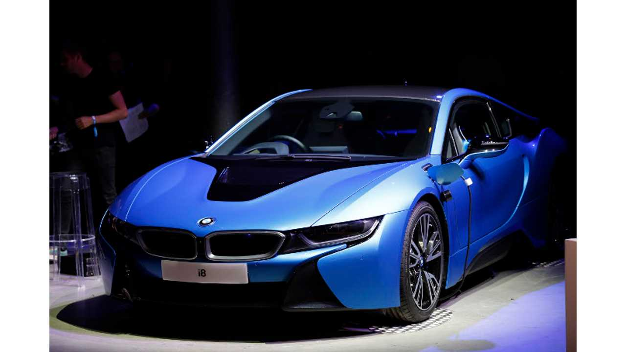 BMW i8, BMW i3 To Become Official Vehicles Of Formula E