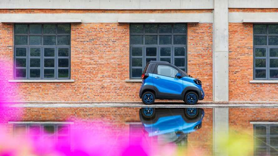 SAIC-GM Boosts Electric Range Of Baojun E100