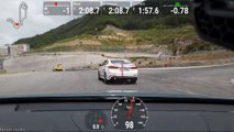 Watch As Hyundai Kona Electric Hits The Track