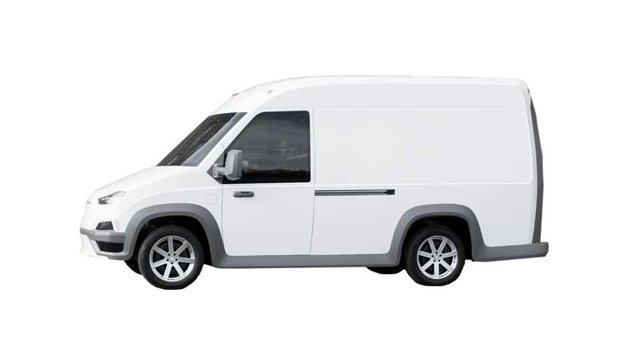 Workhorse NGEN-1000 Electric Van Enters Production