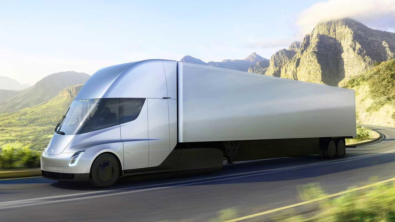 Tesla Semi - From $150,000