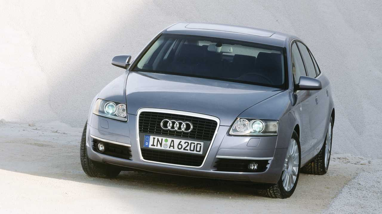 2005 World Car of the Year: Audi A6