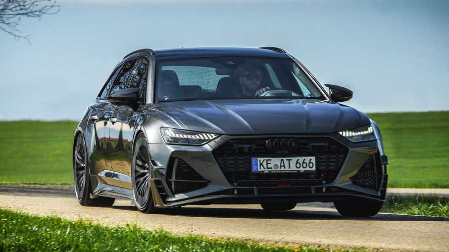 Abt RS6-R (2020) First Drive