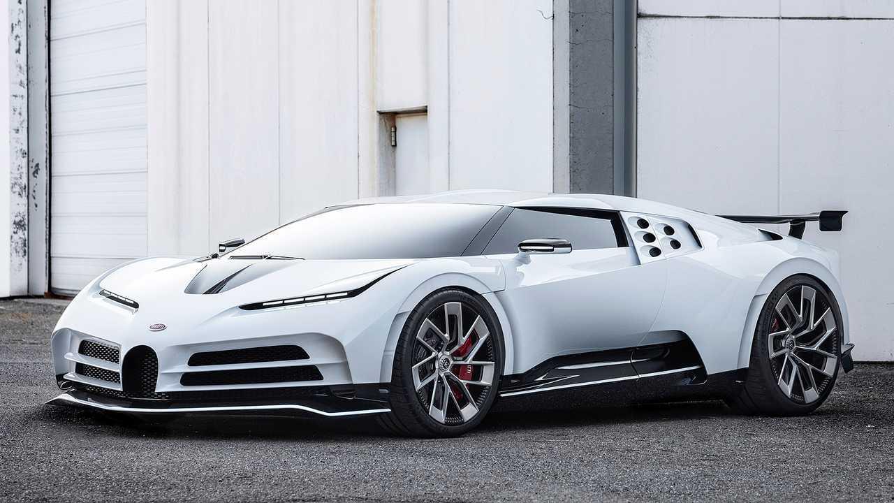 5. Bugatti Centodieci (2021) - 9,7 millones de euros