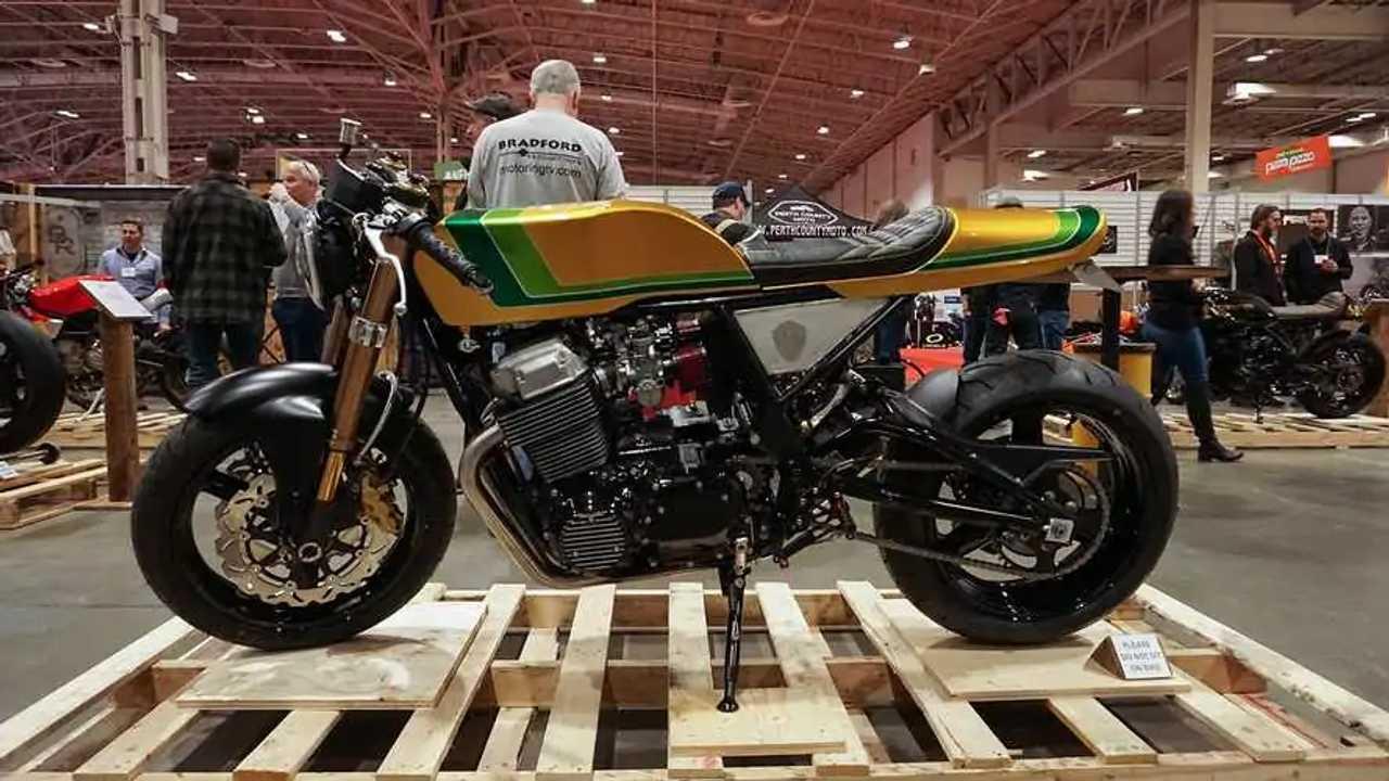 1974 Honda CB750 by Origin8or