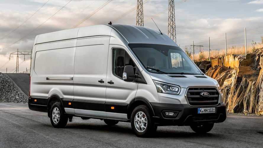 Ford Transit já aparece no site brasileiro da marca; estreia em 2021