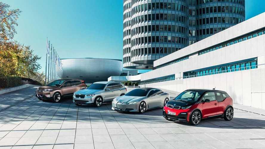 BMW eDrive: un nuovo powertrain per le auto elettriche e plug-in
