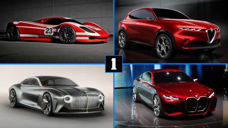 DIAPORAMA - Les meilleurs concept-cars de 2019