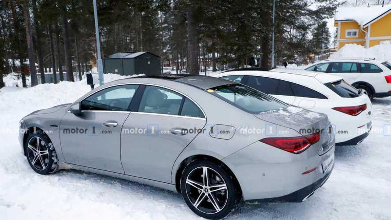 Mercedes-Benz CLA PHEV