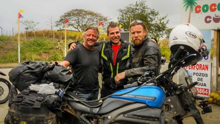 The Long Way Up, finisce il viaggio di Ewan McGregor e Charlie Boorman