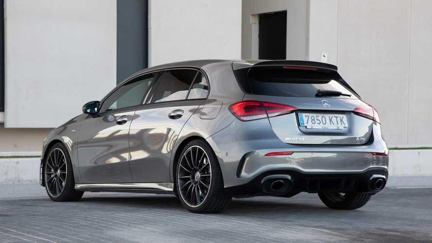 Prueba Mercedes-AMG A 35 4MATIC 2020: bendito 'segundón'