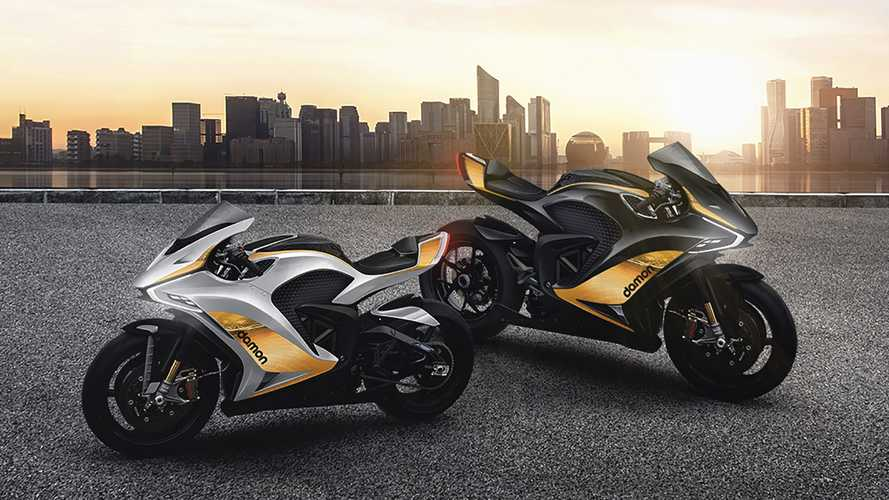 Damon Motorcycles Launches Two New Versions Of The Hypersport