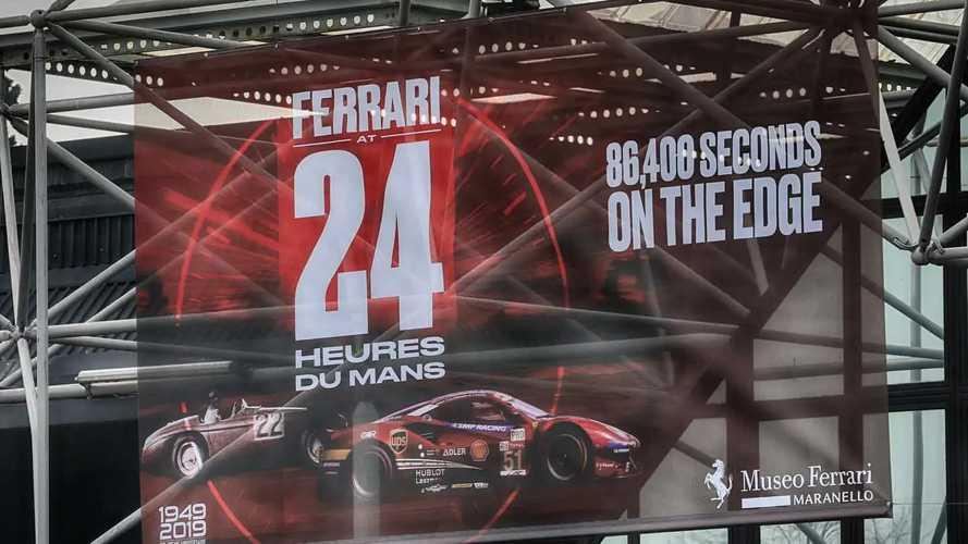 Ferrari, la mostra a Maranello per i 70 anni a Le Mans