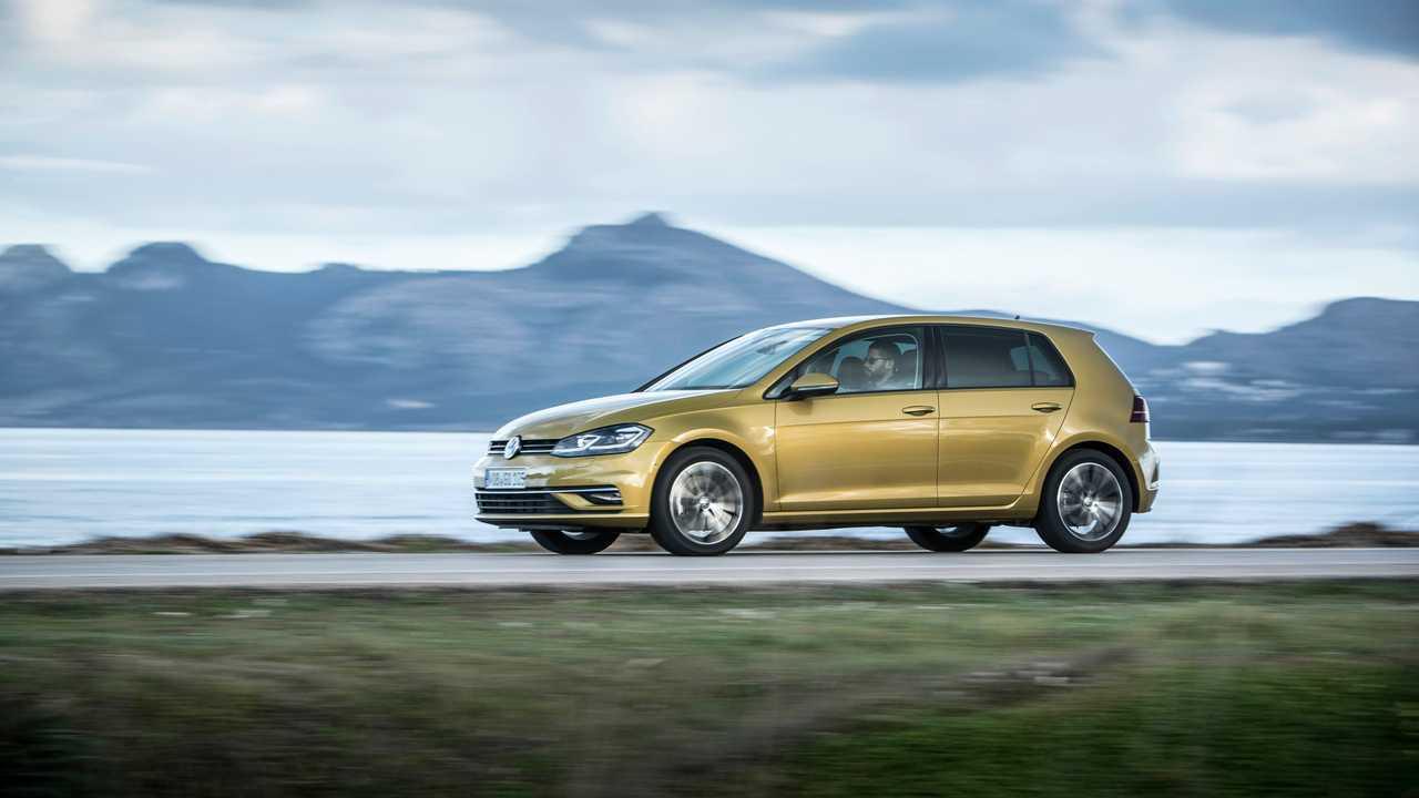 2.) Deutschland: VW Golf