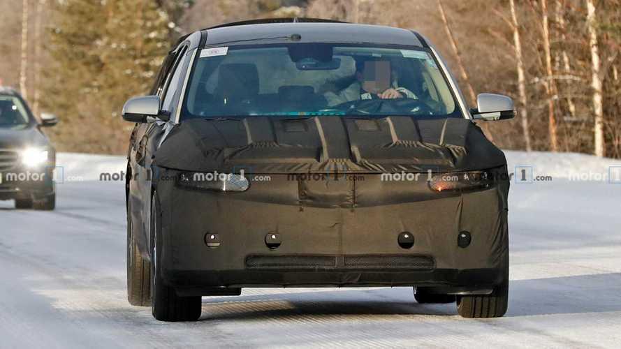 Hyundai 45 EV Spy Shots