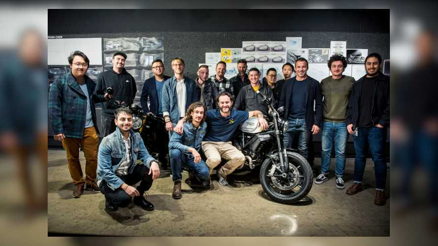 Ducati Is Recruiting Design Interns With New Scrambler 1100 Pros