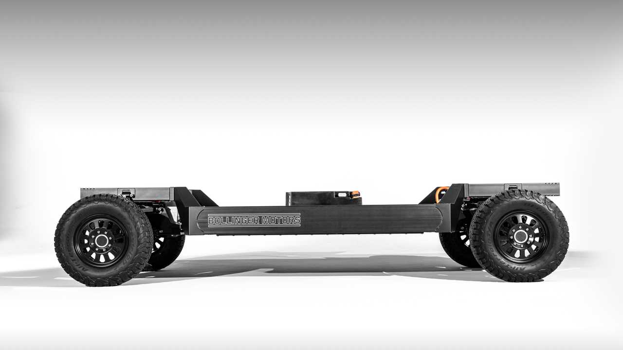 Bollinger E-Chassis (2020)