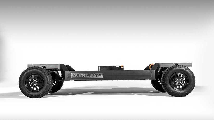 Bollinger Motors stellt Elektro-Plattform vor