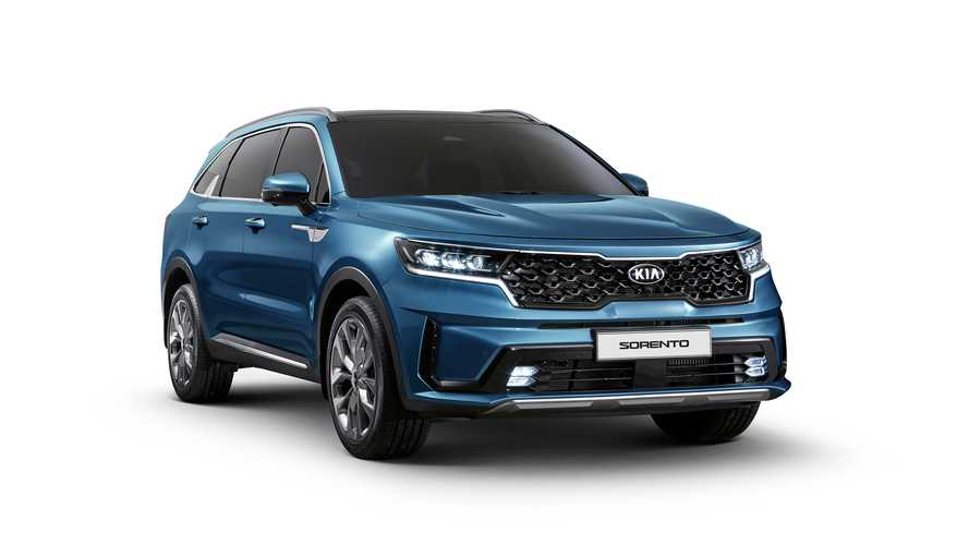 2021 Kia Sorento specs released: Bigger, lighter, and electrified