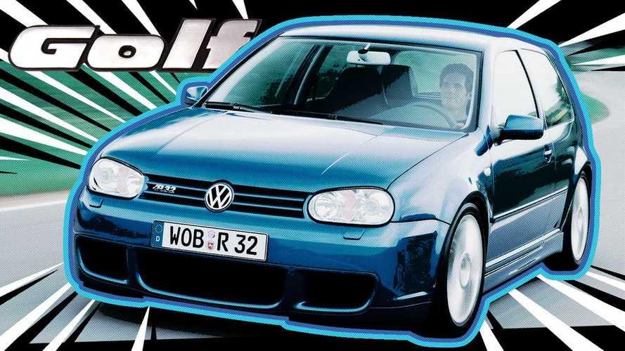 Quiz - À quel point connaissez-vous la Volkswagen Golf ?