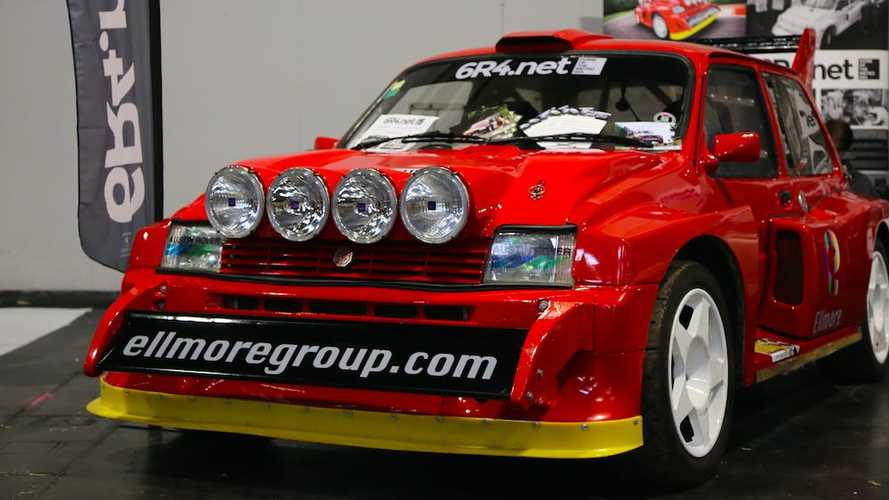 Top Rally Classics to see at the NEC