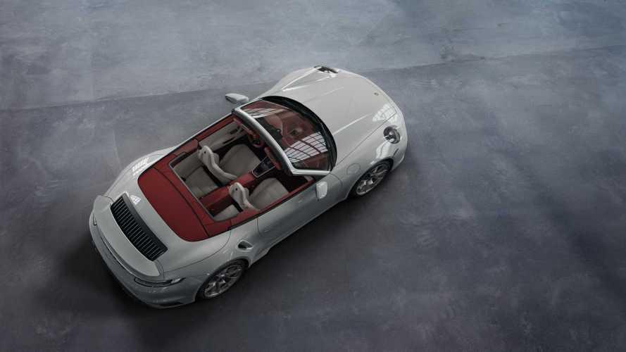Porsche 911 2020: interior de Exclusive Manufaktur