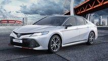 Toyota Camry S-Edition 2020 для России