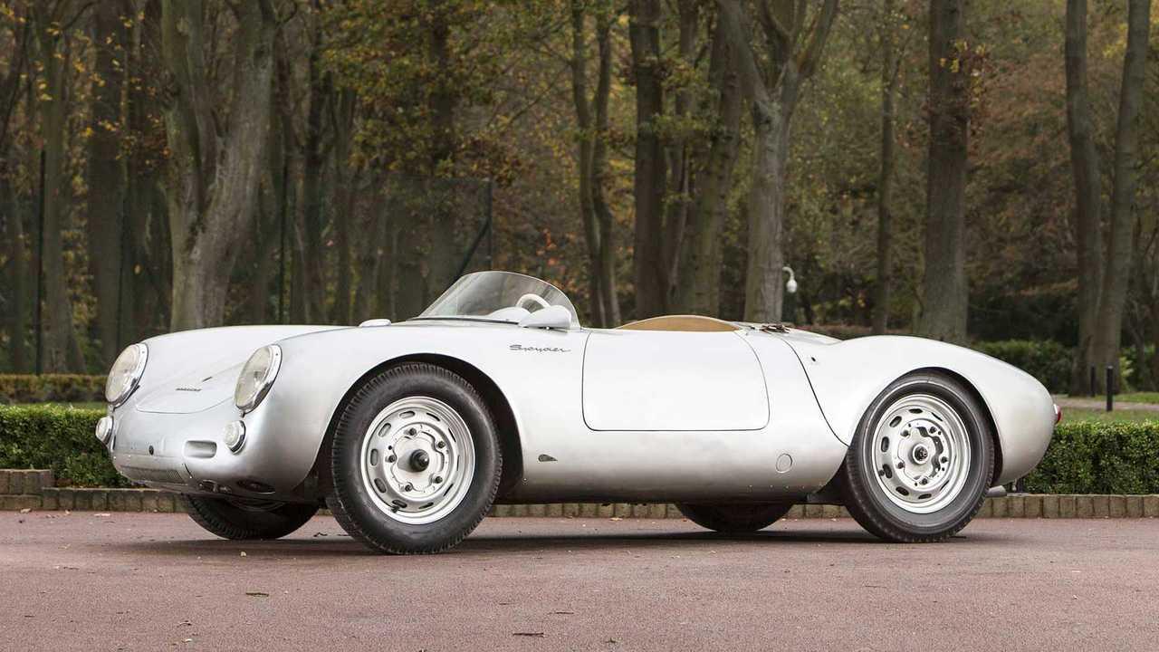 3 - Porsche 550 (1956) - 5,41 millions d'euros