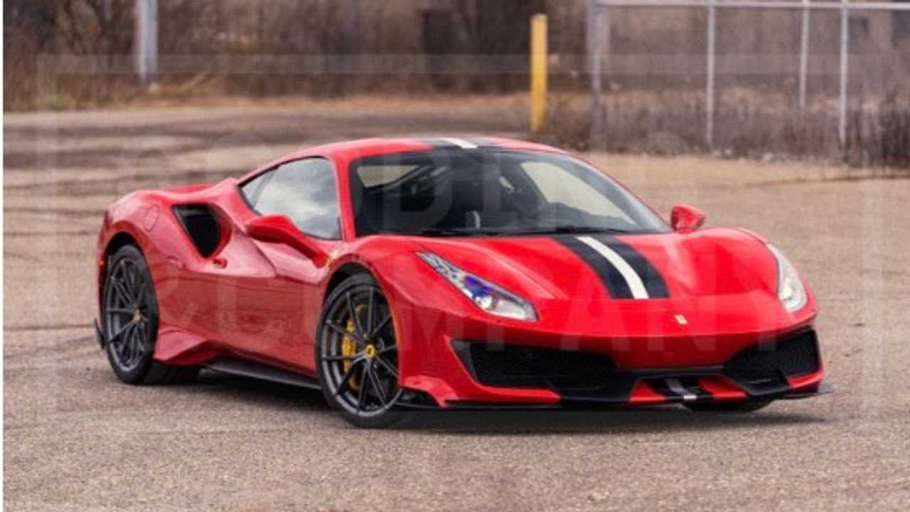 Coolest Red Ferraris Auctioning In Scottsdale