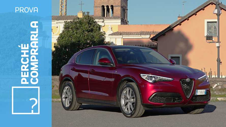 Alfa Romeo Stelvio (2020), perché comprarla e perché no