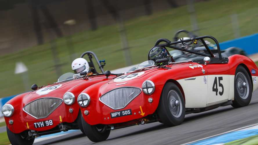 Donington Historic Festival entry tops 400 cars